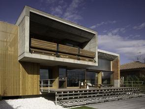 Fachadas-modernas-casa-en-españa