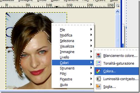 GIMP Colori-Colora