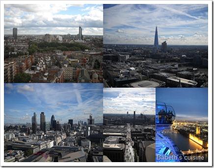 Londres d'en haut