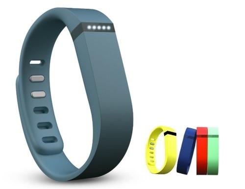pulseira inteligente fitbit flex monitor de atividades e de sono