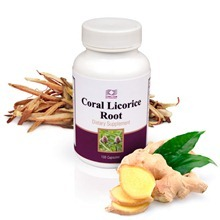 Coral Licorice Root / Корал Солодка