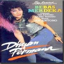 Dhyan Permana Album Bebas Merdeka (1987)
