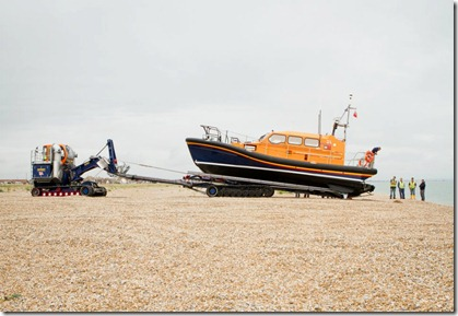 Shannon lifeboat 10