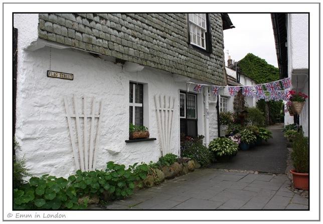 Flag Street Hawkshead