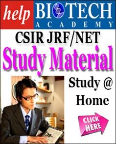 CSIR Study Material