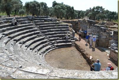 Nysa Bouleuterium interior