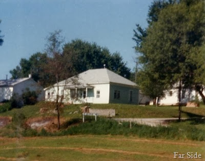 henderson House in Logan Iowa 1986