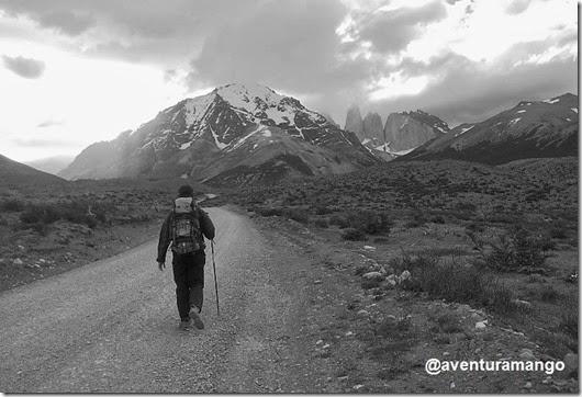 Torres Del Paine Início da Caminhada