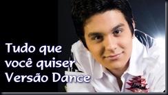 Tudo Que Você Quiser, Versão Dance, Masup, Luan Santana, Cover