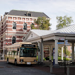 huis ten bosch bus in Sasebo, Nagasaki, Japan