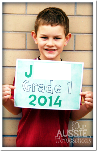 Jitterbug Grade 1 | Our Aussie Homeschool