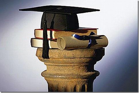 Символы образования
