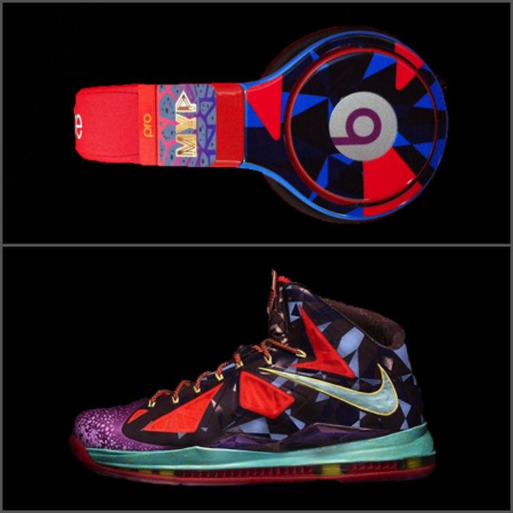 Lebron James Shoes 11 Blue