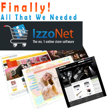 IzzoNet - Best Online Store Software