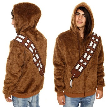 Casaco-do-Chewbacca