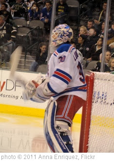 'Henrik Lundqvist' photo (c) 2011, Anna Enriquez - license: http://creativecommons.org/licenses/by/2.0/