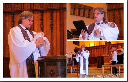 christening collage
