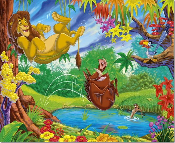 El Rey León,The Lion King,Simba (25)