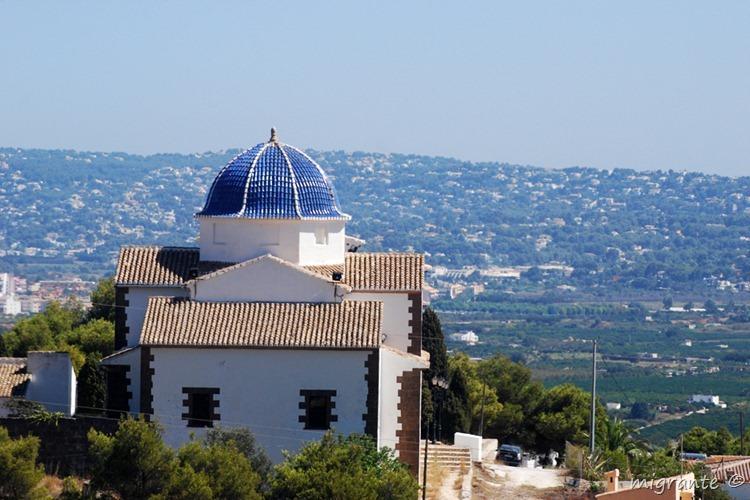 cúpula azul - comunidad valenciana