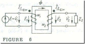 The Equation of an Ideal Single-Phase Transformer 4