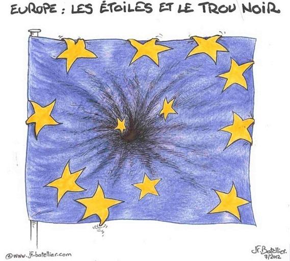 Trauc europèu