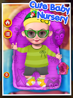 Screenshot of Baby Care Nursery - Kids Game