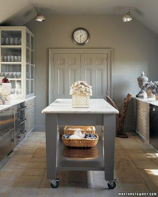 Of course I love Martha's servery. http://pinterest.com/pin/219057969344674266/