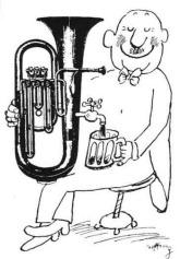 Gerard Hoffnung cartoon