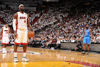 lebron james nba 120621 mia vs okc 042 game 5 chapmions Gallery: LeBron James Triple Double Carries Heat to NBA Title