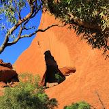 On The Kuniya Walk - Yulara, Australia