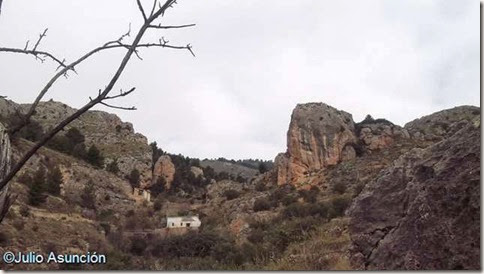Barranco de Tormet - Onil