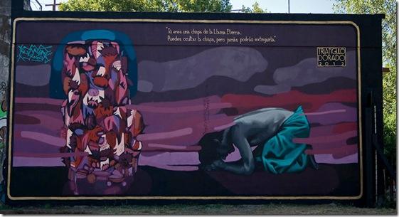 001 - La Llama Interna III - Triángulo Dorado - Buenos Aires - Argentina - 2012 - Foto Pam Ghisla