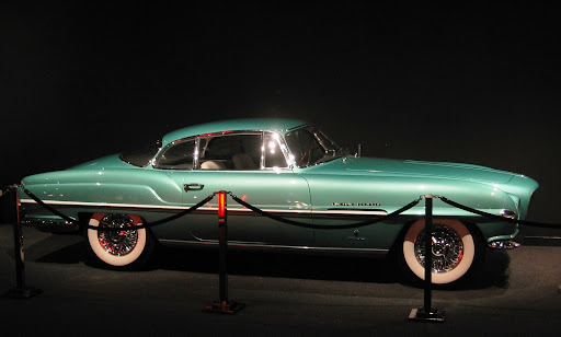 1954 Plymouth 'Explorer' By Ghia