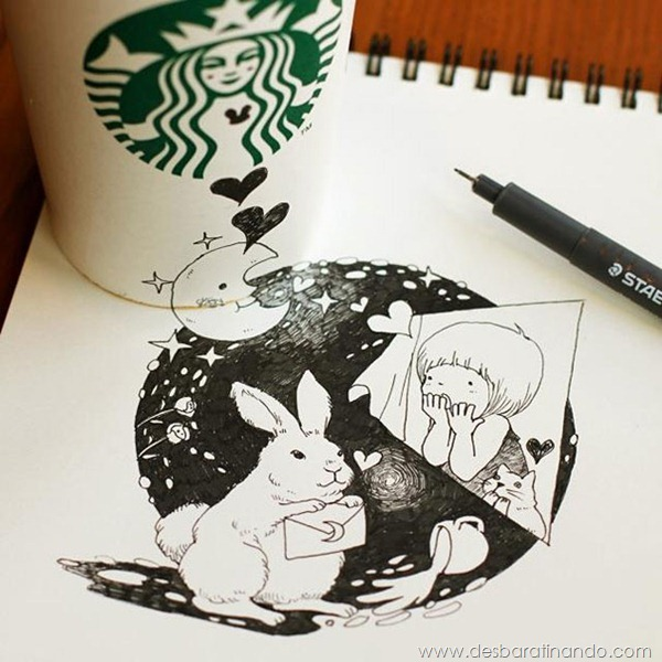 desenhando-copos-3D-starbucks-cups-3d-drawings-tomoko-shintani-desbaratinando (4)