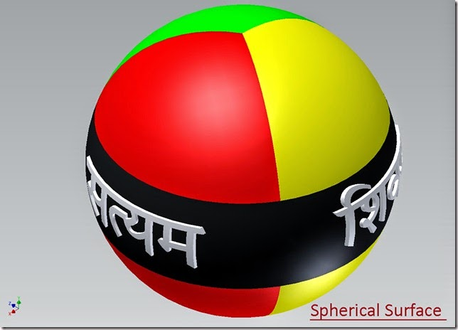 Spherical Surface