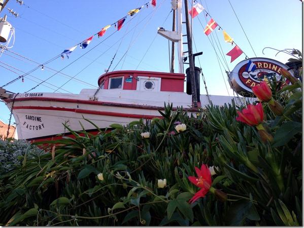 sardine factory - Monterey, CA