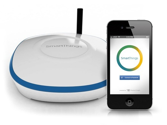 A SmartThings thing