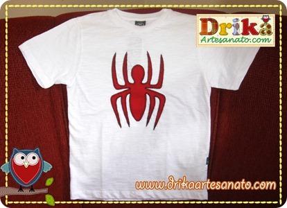 Patch Aplique Homem-Aranha2