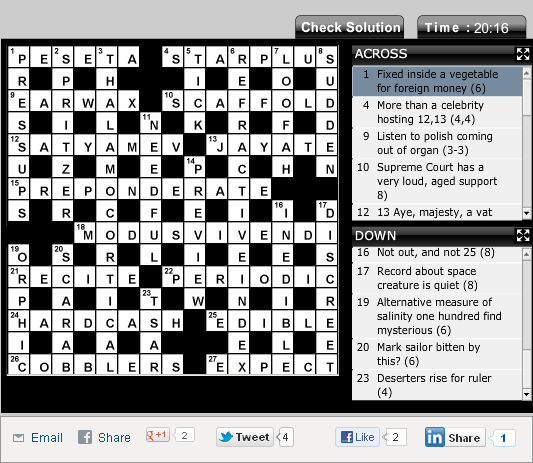 firstpost-crossword
