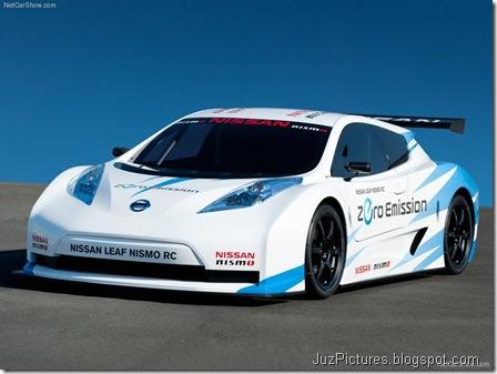 Nissan Leaf Nismo RC Concept3