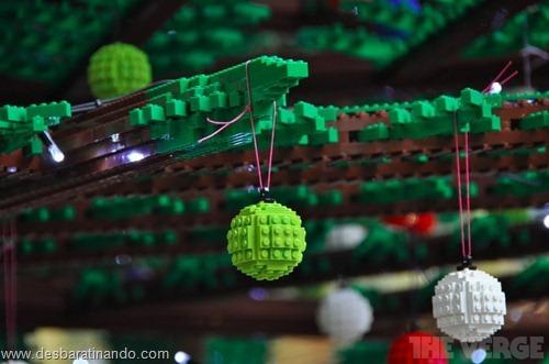 arvore de natal de lego desbaratinando (2)