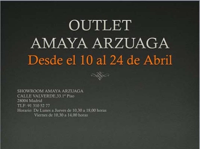 OUTLET AA