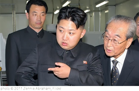 'Kim Jong Un' photo (c) 2011, Zennie Abraham - license: http://creativecommons.org/licenses/by-nd/2.0/