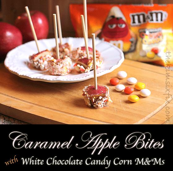 Caramel apple bites 2