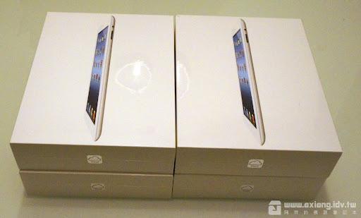 [Apple] 後PC時代的戰線延續者-Apple New iPad開箱心得分享!