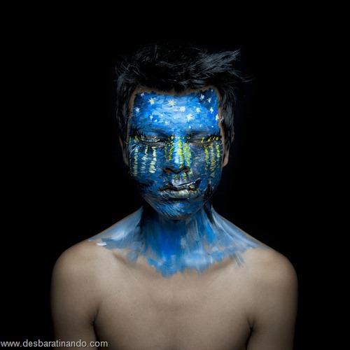 pintura de rosto desbaratinando (21)