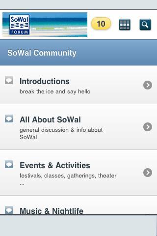 SoWal Forum