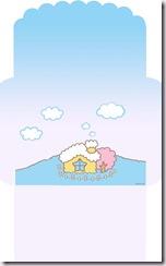 LittleTwin Stars-02 envelope