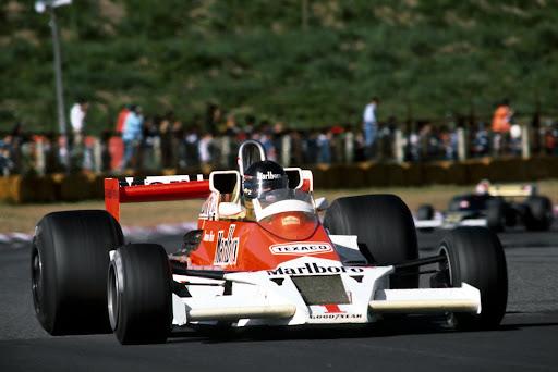Japanese Grand Prix, Rd 17,