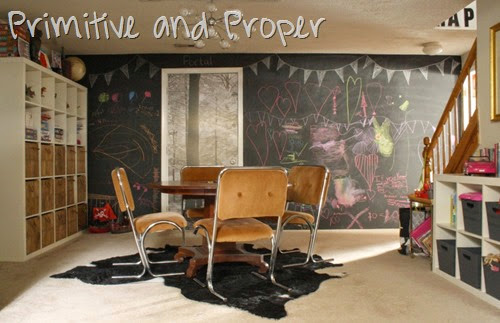 Primitive and Proper Playroom